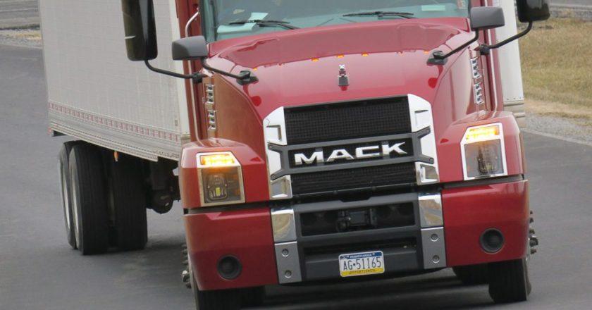 Mack Anthem Breakout