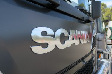 new Scania boss is unveiled