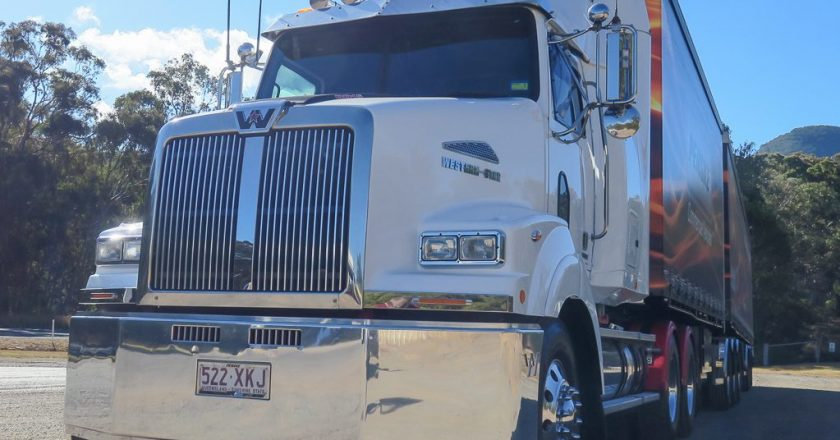 a trend across the trucking industry