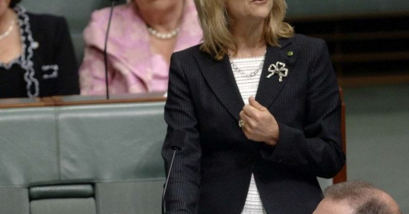 trucking has friends in Parliament?