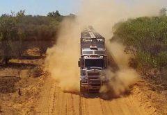 telling everyone how vital trucking is