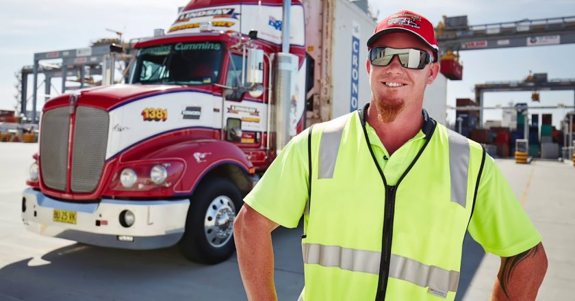 honours for two trucking icons
