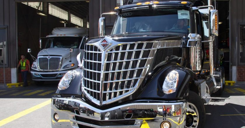 new bid to buy Navistar