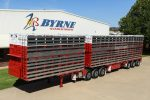 taking the weight out of livestock crates