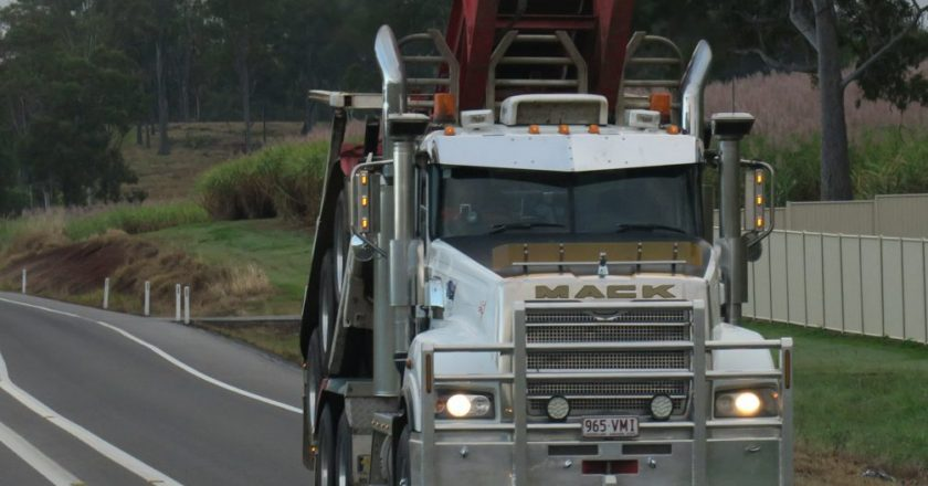 $8 million funding for improved truck access