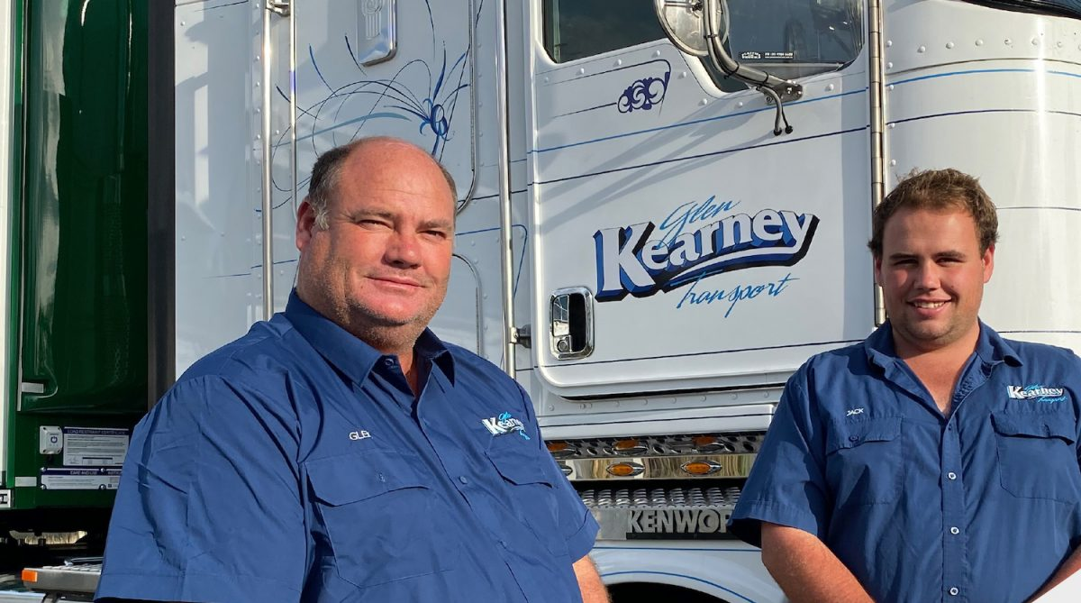 keeping a fleet on the road to ensure on-time deliveries