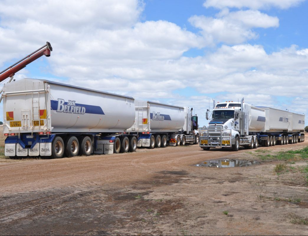 solid foundation for a tipper and tanker business