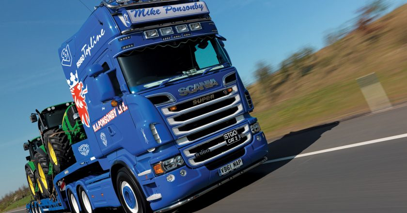 vital part trucking had to play in the health crisis