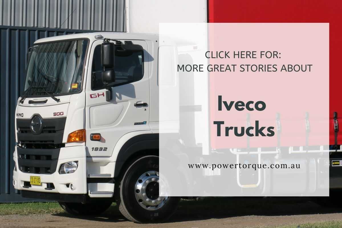 two new appointments at Iveco