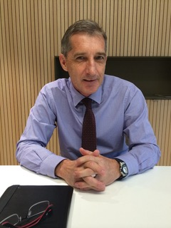 new accreditation expert appointed