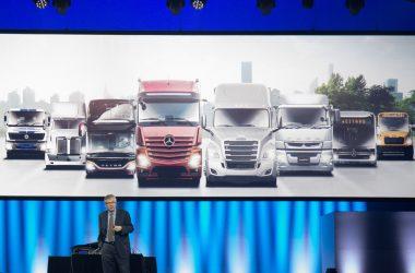 Daimler Trucks spin off from Mercedes Benz
